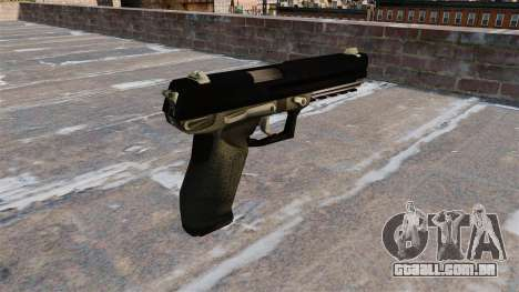 Pistola SOCOM Bauer 1980 para GTA 4 segundo screenshot