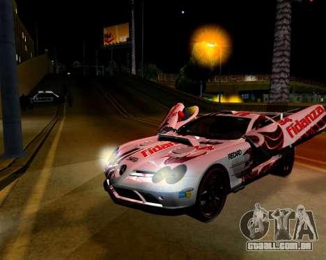 ENB para PC fraco para GTA San Andreas