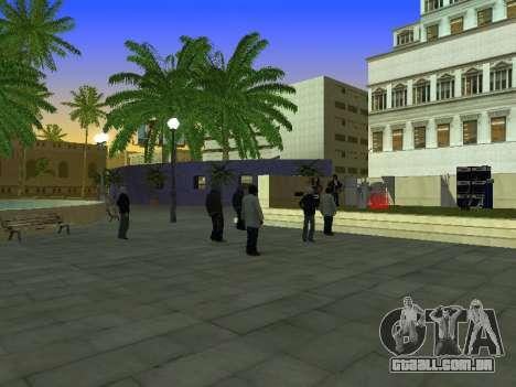 O Filme do concerto para GTA San Andreas segunda tela