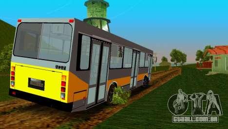 LIAZ-5256 para GTA Vice City deixou vista
