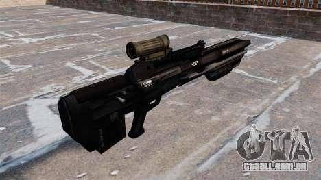coilgun GK8 para GTA 4 segundo screenshot
