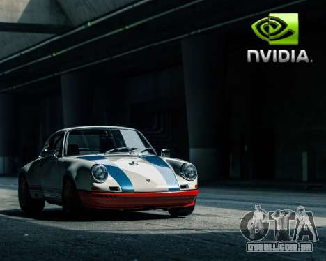 Novas telas de inicialização para GTA San Andreas sétima tela
