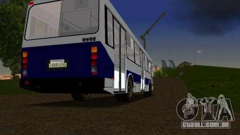 LIAZ-5256 para GTA Vice City vista direita