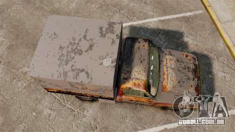 Anadol P2 500 (Rusty) para GTA 4 vista direita