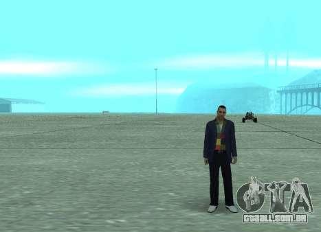 Nova Andre para GTA San Andreas terceira tela