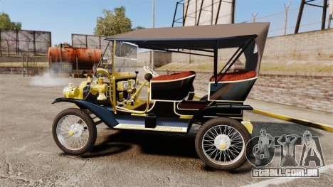 Ford Model T 1910 para GTA 4 esquerda vista