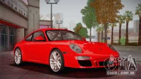Porsche 911 Carrera para GTA San Andreas