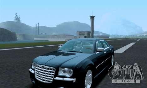 ENB CUDA 2014 for Low PC para GTA San Andreas