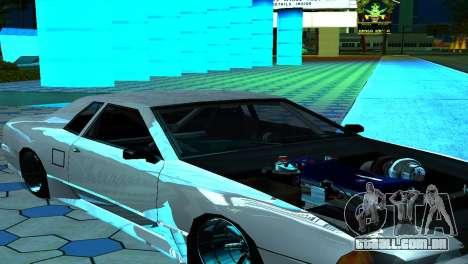 Elegy 280sx v2.0 para GTA San Andreas vista superior
