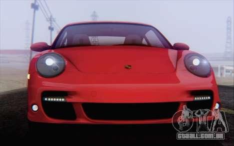 Porsche 911 Turbo para as rodas de GTA San Andreas