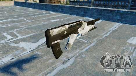 Pistola-metralhadora Filine v 2.0 para GTA 4 segundo screenshot