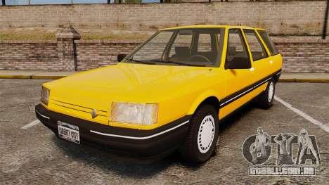 Renault 21 Nevada GTD para GTA 4