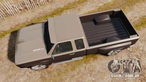 Bobcat XL v2.0 para GTA 4 vista direita