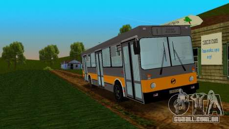 LIAZ-5256 para GTA Vice City