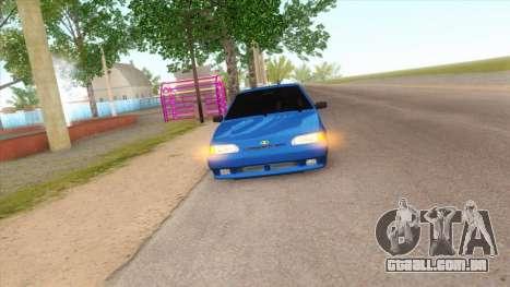 O VAZ-2113 para GTA San Andreas esquerda vista