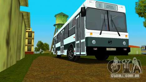 LIAZ-5256 para o motor de GTA Vice City