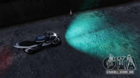 Água faróis para GTA 4 segundo screenshot