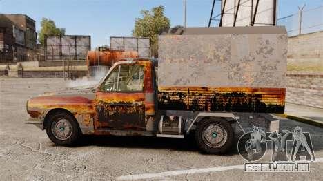 Anadol P2 500 (Rusty) para GTA 4 esquerda vista