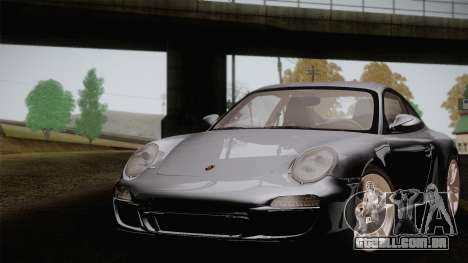 Porsche 911 Carrera para as rodas de GTA San Andreas