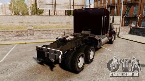 Phantom Zombie para GTA 4 traseira esquerda vista