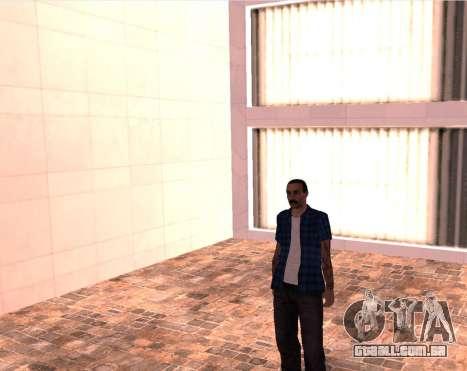 HMOST HD para GTA San Andreas
