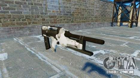 Pistola-metralhadora Filine v 2.0 para GTA 4