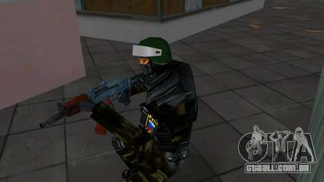 Lutador Alfa Antiterror para GTA Vice City