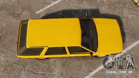 Renault 21 Nevada GTD para GTA 4 vista direita