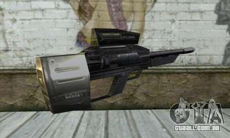 P-Laser Sniper Rifle para GTA San Andreas segunda tela