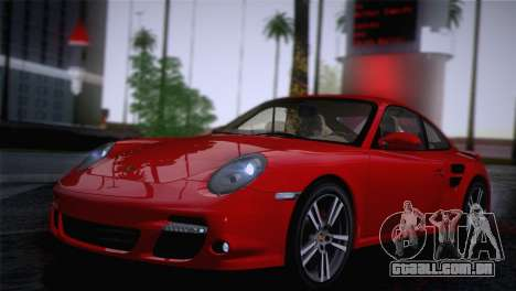 Porsche 911 Turbo Bi-Color para GTA San Andreas