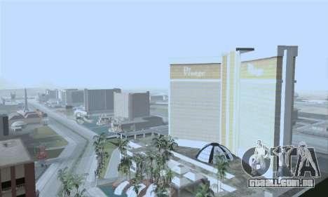 ENB CUDA 2014 for Low PC para GTA San Andreas quinto tela