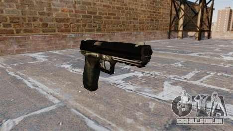 Pistola SOCOM Bauer 1980 para GTA 4