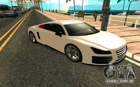 GTA V Obey 9F Version 2 FIXED para GTA San Andreas