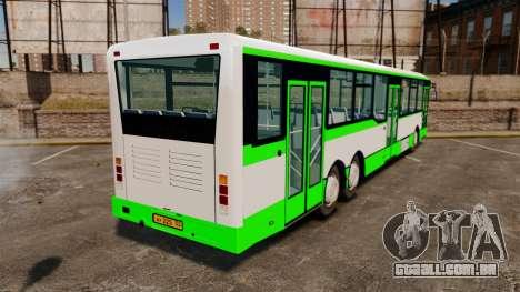Volzhanin-6270.10 para GTA 4 traseira esquerda vista