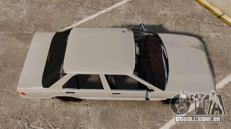 Nissan Tsuru para GTA 4 vista direita
