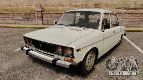 UTILIZANDO-2106 Lada para GTA 4