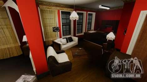 Renovado apartamento na cidade de Alderney para GTA 4