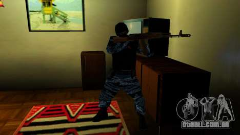 OMON Fighter para GTA Vice City terceira tela