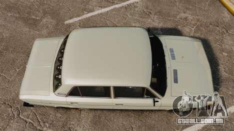 UTILIZANDO-2106 Lada para GTA 4 vista direita