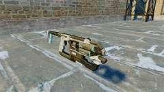 Submetralhadora arma K-Volt v 2.0