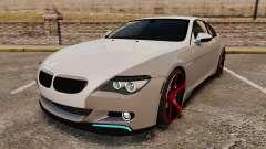 BMW M6 Vossen para GTA 4