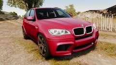 BMW X5M v2.0 para GTA 4