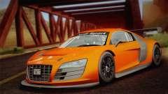 Audi R8 LMS v2.0.4 DR para GTA San Andreas