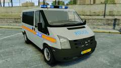 Ford Transit Metropolitan Police [ELS]