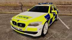 BMW 530d Touring Lancashire Police [ELS]