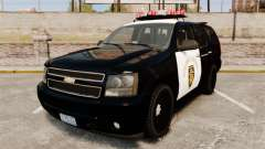 Chevrolet Tahoe 2007 LCHP [ELS] para GTA 4