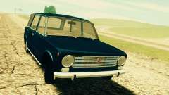 Fiat 124 Familiare para GTA San Andreas