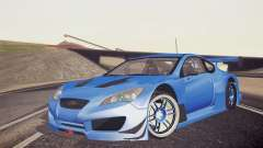 Hyundai Genesis Coupe 2010 Tuned para GTA San Andreas