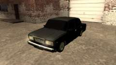 Vaz-2107 v. 1.2 Final para GTA San Andreas