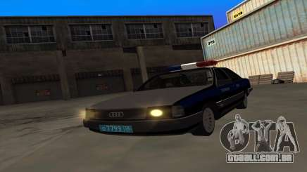 Audi 100 a Polícia ОБЭП para GTA San Andreas